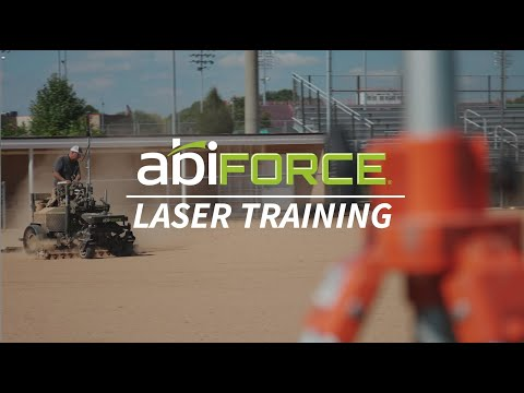 Free Laser Grading Training w/ABI Force