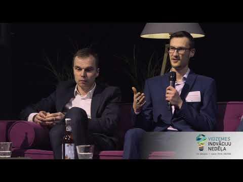 """Paneļdiskusija """"Kā radīt un atrast kompetences reģionā?"""" (video latviešu valodā)"""