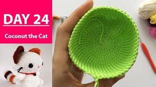 Crafty crochet saturday || 100DaysOf10MinuteCrochet || Day 24