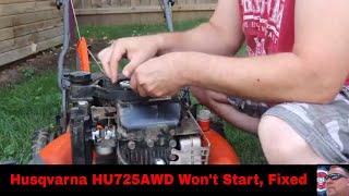 husqvarna lawn mower wont start - 免费在线视频最佳电影电视节目