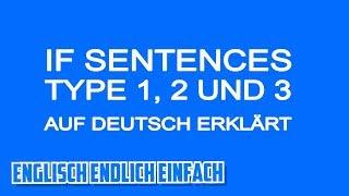 """If-Satz""""- Typ I // Der Satz // Englisch // Schülerhilfe Lernvideo ..."""