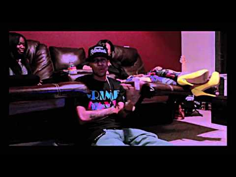 EXCLUSIVE! Kashflow The God - Smokin' and Watchin' Movies HD (produced by Crack Tracks)