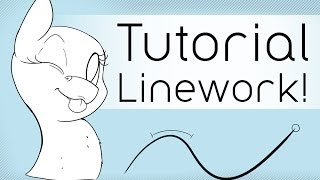 How to do Lineart Tutorial (With viewer questions)