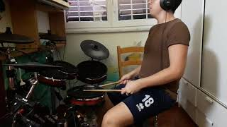 Mic Check Drum Cover, Noyz Narcos Feat Salmo