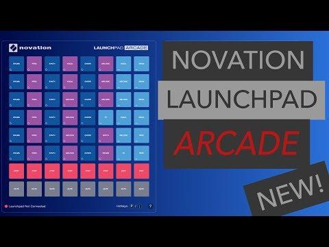 Novation // Launchpad Arcade Tutorial