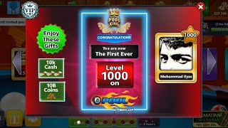8 Ball Pool - How to Unlock Level 1000 in 10 Minutes - Joker 8BP