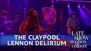 The Claypool Lennon Delirium Perform