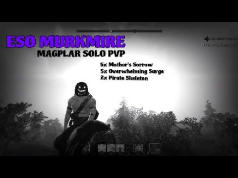 ESO | OP Magicka Templar PVP build video (Murkmire
