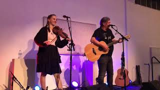 Marty and Olivia Willson-Piper - Can't Ever Risk An Openness With You - Live in Denton, TX 10/18/18