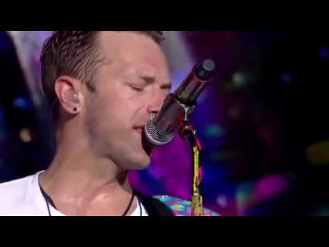 Charlie Brown - Coldplay ( LiveHD at Glastonbury 2016)