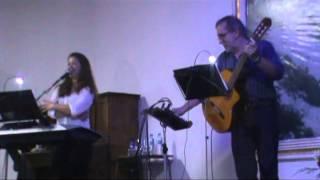 """Música Espírita Com """"Maria E Valdir"""""""