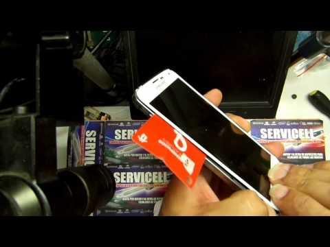 truco o metodo facil para cambiar display o lcd de Samsung Galaxy S5 G900M