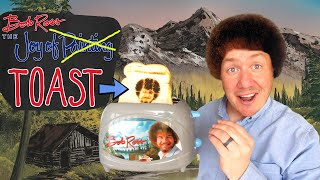 The Bob Ross Toaster | Kitchen Gadget Testing