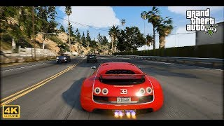 Toxic Gaming - ◉ GTA 5 Ultra Realistic Graphics Super Cars Gameplay