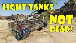 World of Tanks - PURE Gameplay [AMX 13 105 | LAST MAN STANDING! by Panzerfighter_]