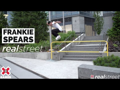 Image for video Frankie Spears: REAL STREET 2021 | World of X Games