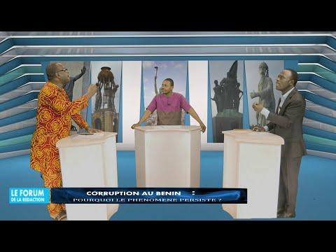 Corruption au Bénin : Pourquoi le phénomène persiste ? Corruption au Bénin : Pourquoi le phénomène persiste ?