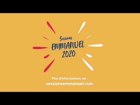 Sessions de l'Emmanuel 2020 - Vivre Paray autrement