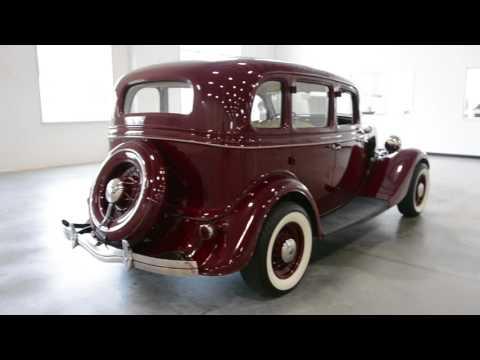Video of '34 Model 40 - LHNU