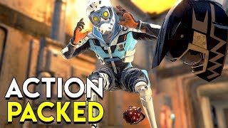 Action Packed Octane Game!