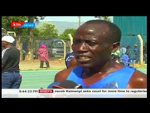 David Bett wins 10,000M men's race in Athletics Kenya field and track championships