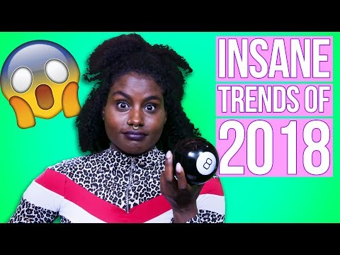 Top 5 Insane Fashion Trends of 2018 So Far | HISSYFIT