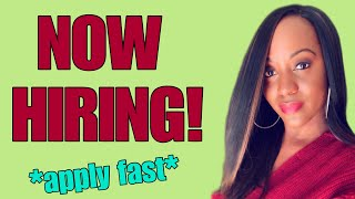 $16 Hourly Work From Home Job