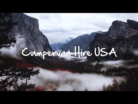 Campervan Hire USA Video