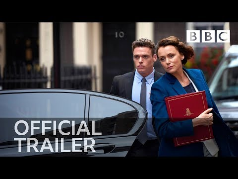 Video trailer för Bodyguard   EXCLUSIVE TEASER - BBC