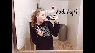 Weekly Vlog # 2 | Alyssa Michelle - Video Youtube