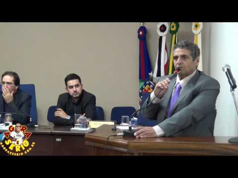 Tribuna Vereador Irineu Machado dia 30 de Maio de 2017