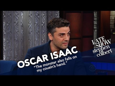Oscar Isaac Worked Closely With Carrie Fisher In The Upcoming 'Star Wars'