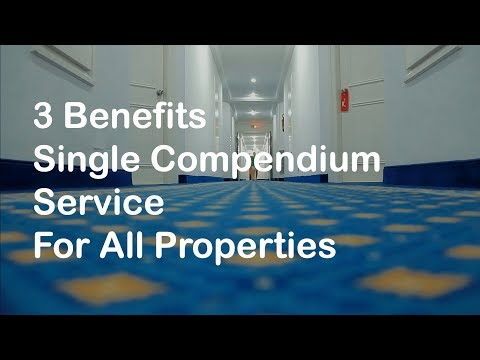 3 Benefits of a Single Compendium Service for All Properties