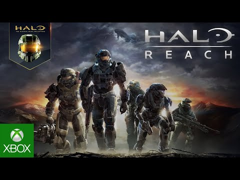 Halo Reach – X019 – The Master Chief Collection Launch Trailer