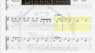 Evergrey   Dark Waters GUITAR 2 TAB