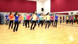 Delilah - Line Dance (Dance & Teach in English & 中文)