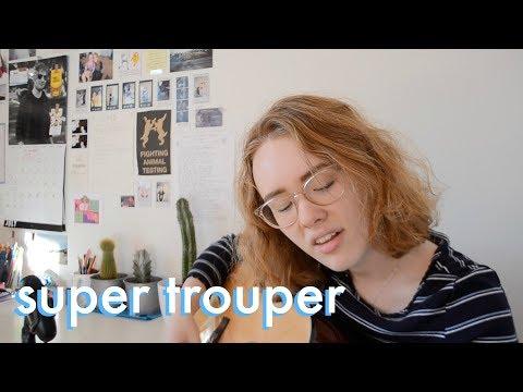 """""""Super trouper"""" by Abba (cover)"""