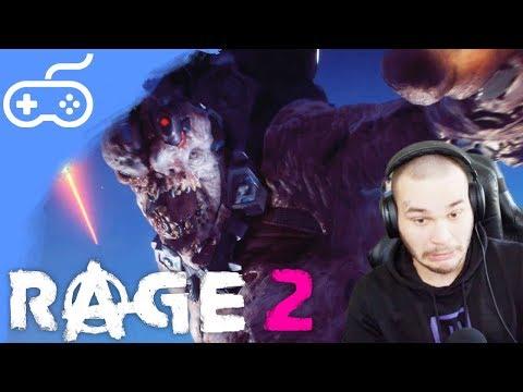 První hodina z RAGE 2!