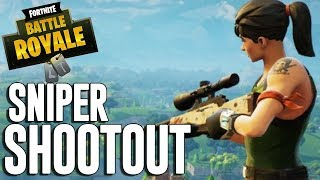 Sniper Shootout! 35 Frags   Fortnite Battle Royale Gameplay   Ninja