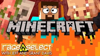 Grant and Jeff GO TO HELL in Minecraft  - The Dojo (Let's Play)