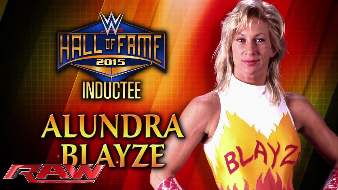 WWE Hall Of Famer Alundra Blayze Asks WWE For A Retirement Match