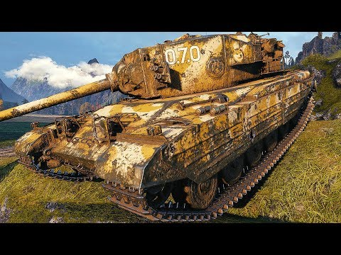 Chimera - GOOD REWARD TANK - World of Tanks Gameplay