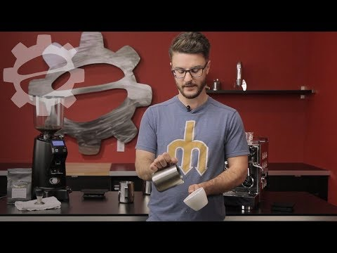 Latte Art Tips and Tricks