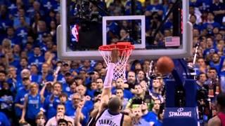 NBA FINALS - Dirk's Sick Game