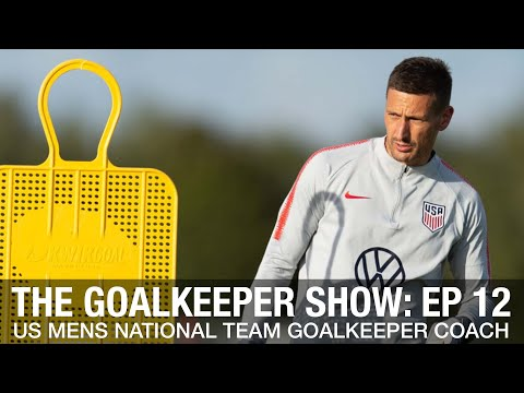Keeperstop and USMNT GK Coach Aron Hyde talk all things Goalkeeping