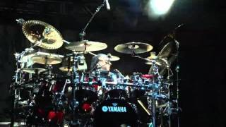 Say Goodbye Intro (Carter Anthony Beauford and Jeff Coffin) - Dave Matthews Band @ The Gorge 2011