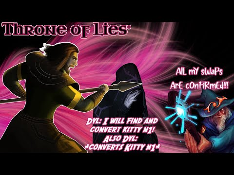 Throne of Lies | Poached Night One?!