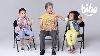 HiHo Kids Meet A Woman With Alzheimer's | Kids Meet | HiHo Kids