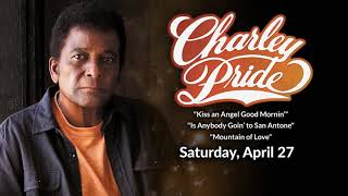 Charley Pride Live at the Pavilion at Prairie Knights