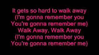 Paula DeAnda Ft The DEY -  Walk Away